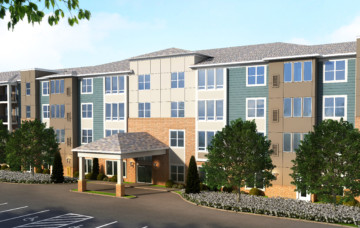 Construction is Underway on a New $31.6 Million Senior Living Community in Henrico