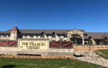 Grand Opening of The Villages of Windcrest