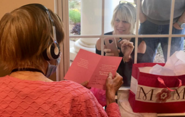 Eversound Tools To Improve Hearing Help Solvere Living Residents Connect During Physical Distancing